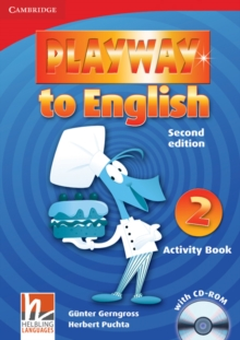 Playway to English Level 2 Activity Book with CD-ROM, Mixed media product Book