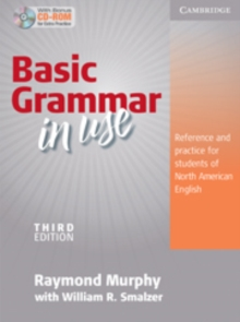 Basic Grammar in Use Student's Book without Answers and CD-ROM : Reference and Practice for Students of North American English, Mixed media product Book