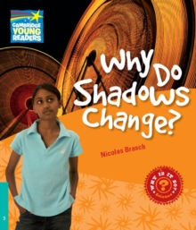 Why Do Shadows Change? Level 5 Factbook, Paperback Book