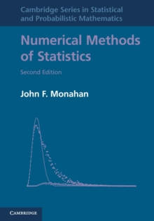 Numerical Methods of Statistics, Paperback / softback Book