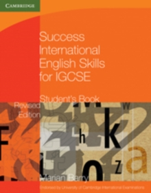 Success International English Skills for IGCSE Student's Book, Paperback Book