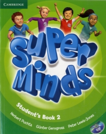 Super Minds Level 2 Student's Book with DVD-ROM, Mixed media product Book