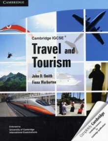 Cambridge IGCSE Travel and Tourism, Paperback / softback Book