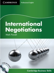 International Negotiations Student's Book with Audio CDs (2), Mixed media product Book