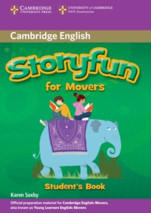 Storyfun for Movers Student's Book, Paperback Book