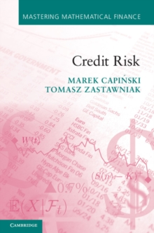 Credit Risk, Paperback Book