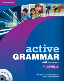 Active Grammar Level 2 with Answers and CD-ROM, Mixed media product Book