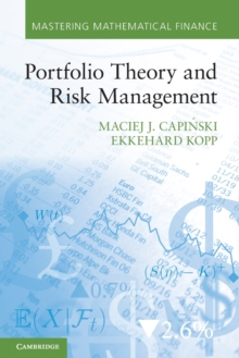 Portfolio Theory and Risk Management, Paperback Book