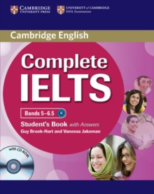 Complete : Complete IELTS Bands 5-6.5 Students Pack Student's Pack (Student's Book with Answers with CD-ROM and Class Audio CDs (2)), Mixed media product Book