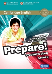 Cambridge English Prepare! Level 3 Student's Book, Paperback Book