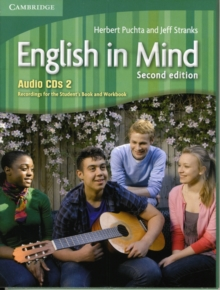 English in Mind Level 2 Audio CDs (3), CD-Audio Book