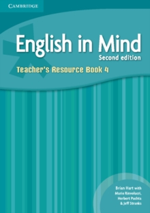 English in Mind Level 4 Teacher's Resource Book, Spiral bound Book
