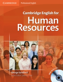 Cambridge English for Human Resources Student's Book with Audio CDs (2), Mixed media product Book