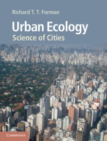Urban Ecology : Science of Cities, Paperback Book