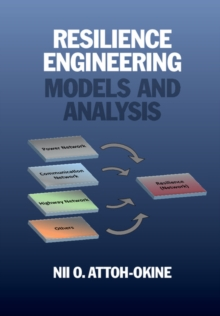 Resilience Engineering : Models and Analysis, Hardback Book