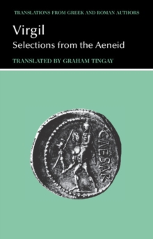 Virgil: Selections from the Aeneid, Paperback / softback Book