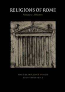 Religions of Rome: Volume 1, A  History, Paperback / softback Book