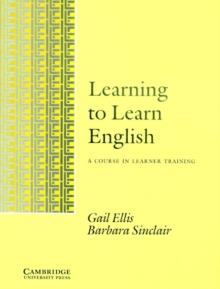 Learning to Learn English Learner's book : A Course in Learner Training, Paperback / softback Book