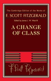 A Change of Class, Hardback Book