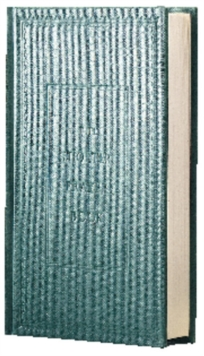 BCP Shorter Prayer Book Green hardback, Hardback Book