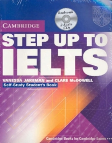 Step Up to IELTS Self-study Pack, Mixed media product Book