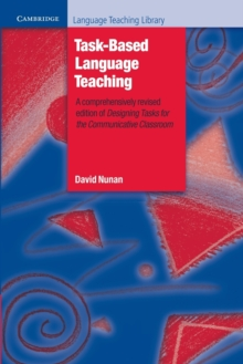 Task-Based Language Teaching, Paperback / softback Book