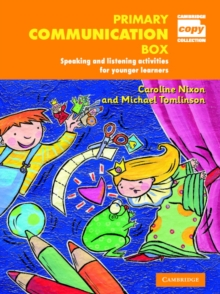 Primary Communication Box : Reading activities and puzzles for younger learners, Spiral bound Book