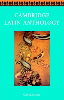 Cambridge Latin Anthology, Paperback Book