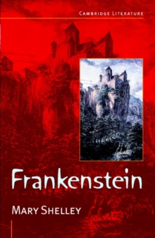 Cambridge Literature : Frankenstein, Paperback / softback Book