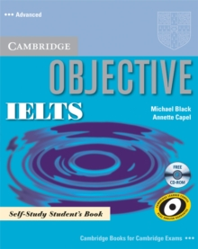 Objective IELTS Advanced Self Study Student's Book with CD ROM, Mixed media product Book