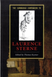 The Cambridge Companion to Laurence Sterne, Paperback Book