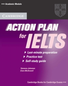 Action Plan for IELTS Self-study Student's Book Academic Module, Paperback / softback Book