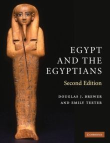 Egypt and the Egyptians, Paperback / softback Book