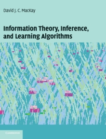 Information Theory, Inference and Learning Algorithms, Hardback Book