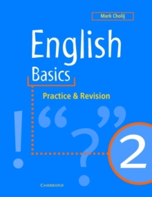 English Basics : English Basics 2: Practice and Revision, Paperback / softback Book