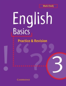 English Basics 3 : Practice and Revision, Paperback / softback Book