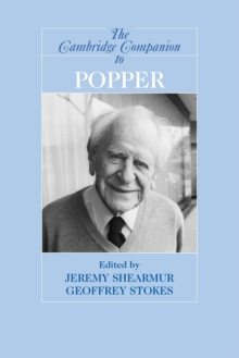 The Cambridge Companion to Popper, Paperback Book