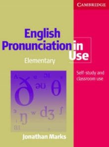 English Pronunciation in Use Elementary, Paperback Book
