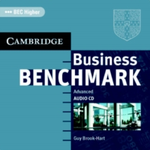 Business Benchmark Advanced Audio CD BEC Higher, CD-Audio Book