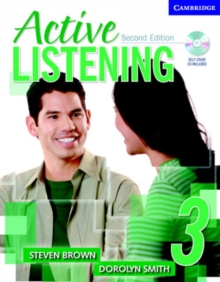 Active Listening 3 Student's Book with Self-study Audio CD, Mixed media product Book