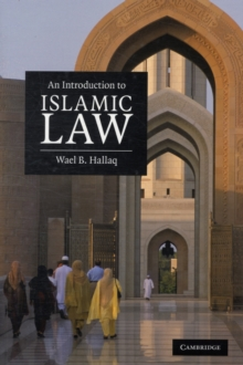 An Introduction to Islamic Law, Paperback Book