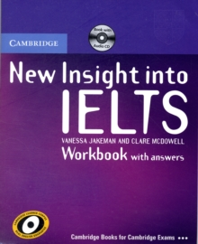 New Insight into IELTS Workbook Pack, Mixed media product Book