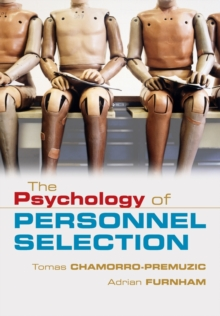 The Psychology of Personnel Selection, Paperback / softback Book