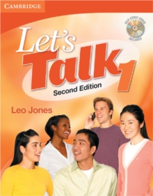Let's Talk Student's Book 1 with Self-Study Audio CD, Mixed media product Book