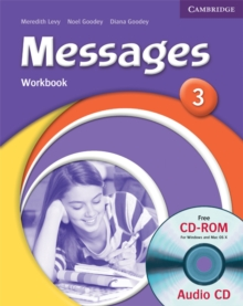Messages 3 Workbook with Audio CD/CD-ROM, Mixed media product Book