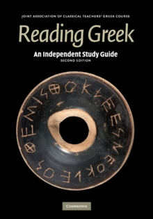 An Independent Study Guide to Reading Greek, Paperback Book