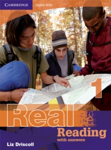 Cambridge English Skills Real Reading 1 with answers, Paperback / softback Book
