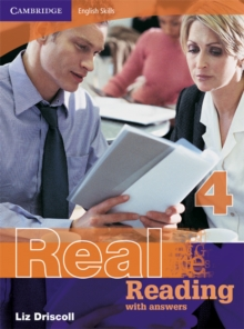 Cambridge English Skills Real Reading 4 with answers, Paperback Book
