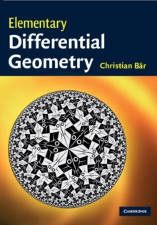 Elementary Differential Geometry, Paperback Book