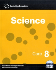 Cambridge Essentials Science Core 8 with CD-ROM, Mixed media product Book